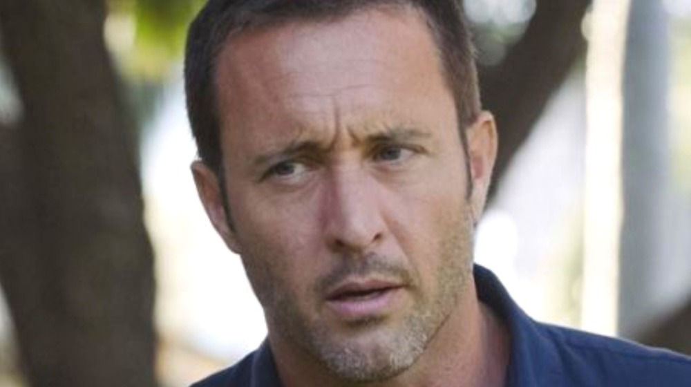 Alex O'Loughlin in Hawaii Five-0