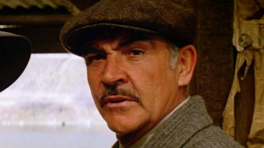 Sean Connery as Jimmy Malone in The Untouchables
