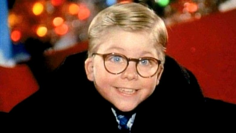 Peter Billingsley as Ralphie Parker in A Christmas Story