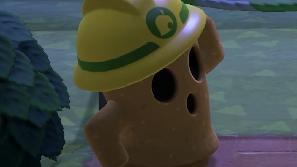 Animal Crossing: New Horizons gyroid