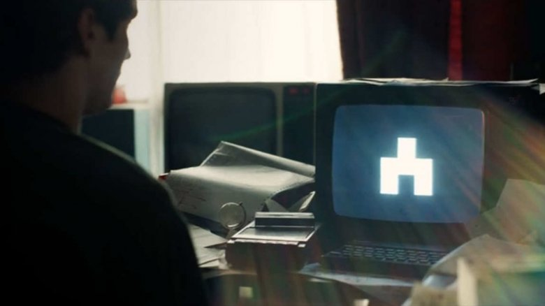 An easter egg in Bandersnatch.