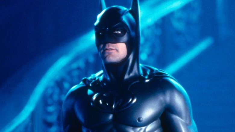 George Clooney in Batman & Robin