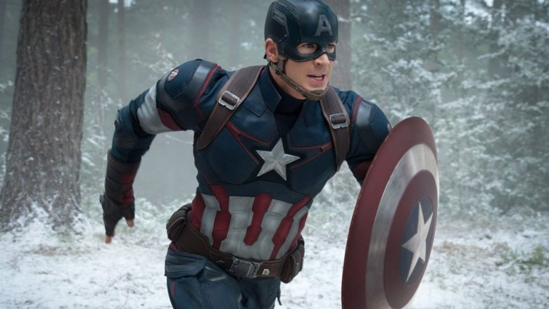 Chris Evans in Avengers: Age of Ultron