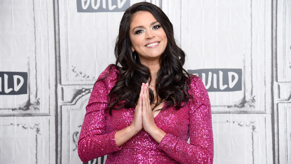 Cecily Strong smiling