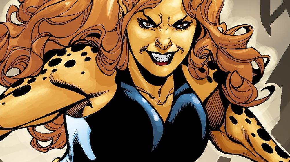 Cheetah, from DC Comics