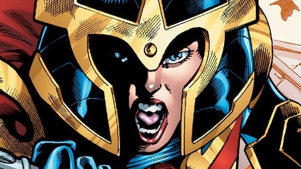 Big Barda New Gods DC