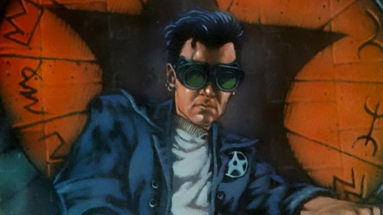 Jack Knight, AKA Starman, from DC Comics