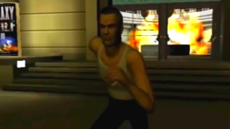 GameCube Die Hard Bruce Willis