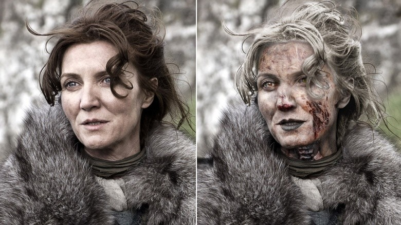 Lady Catelyn and Lady Stoneheart