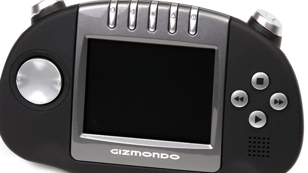 Gizmondo Handheld