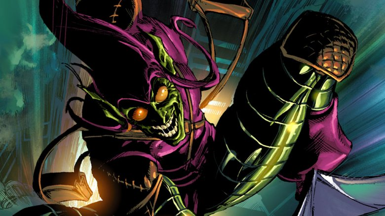 Green Goblin from the comics