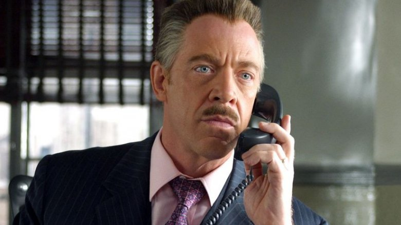 J.K. Simmons in Spider-Man