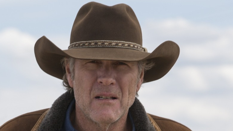 Longmire nods to the old west