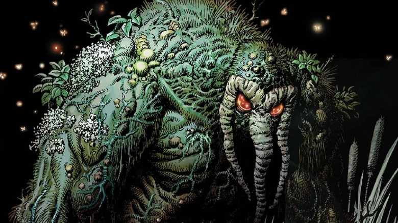 Man-Thing from Marvel comics