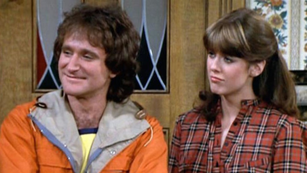 Robin Williams Pam Dawber
