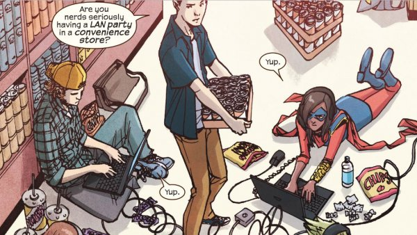 The untold truth of Ms  Marvel