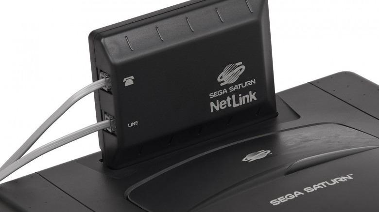 Sega Saturn NetLink
