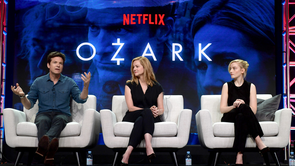 Ozark cast panel