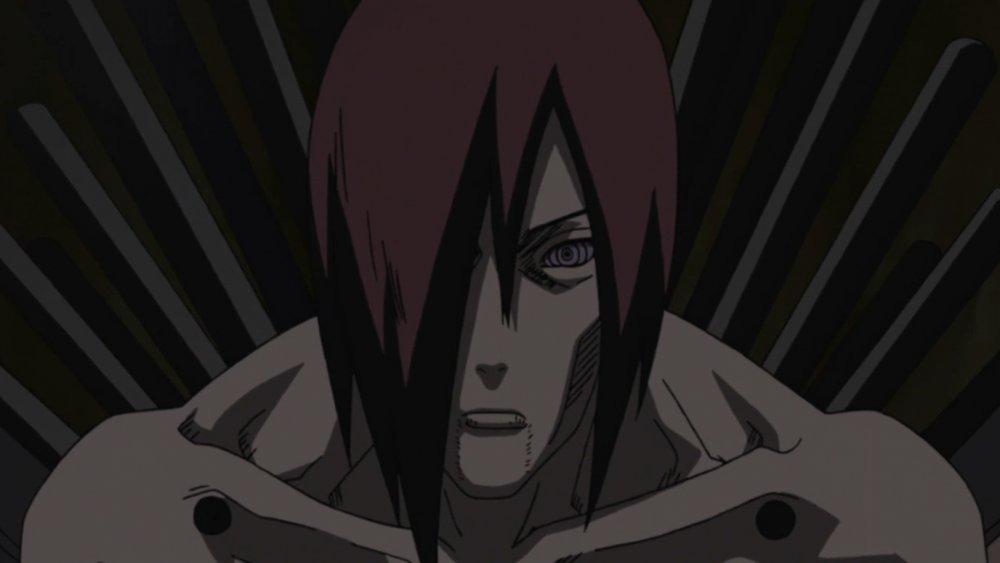 Nagato, AKA Pain, from Naruto