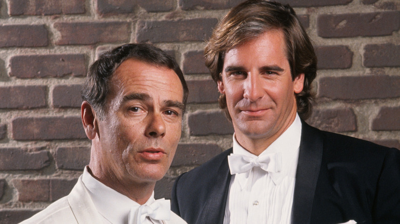 Sam and Al from Quantum Leap