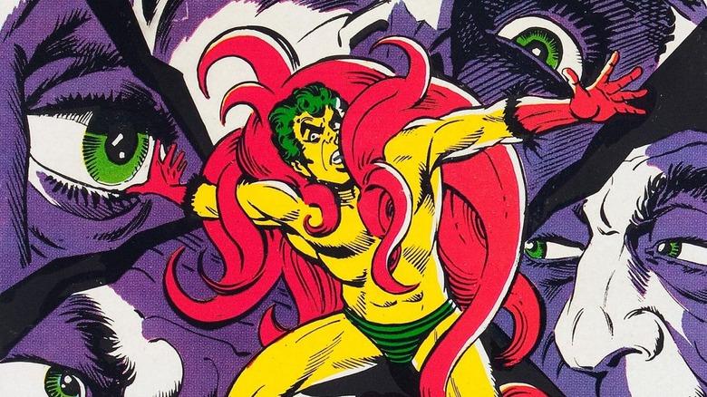 The Creeper Steve Ditko DC Comics