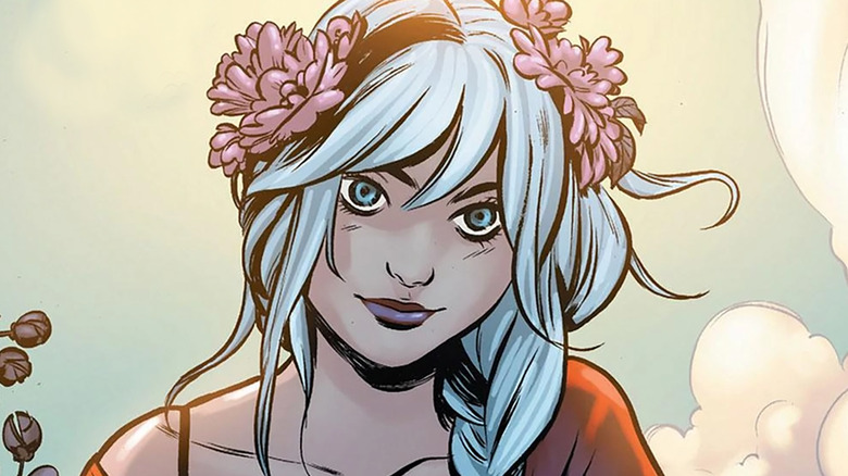 Abby Arcane, from DC Comics