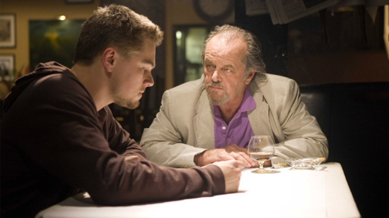 DiCaprio Nicholson The Departed