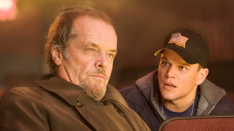 Nicholson Damon The Departed