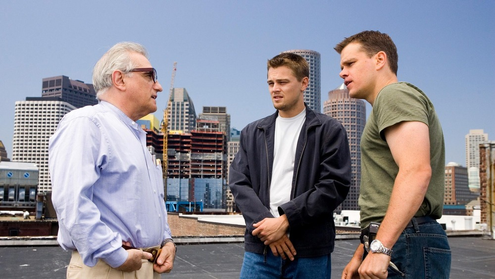 Scorsese DiCaprio Damon The Departed