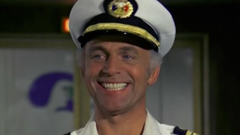 Captain Stubing on The Love Boat