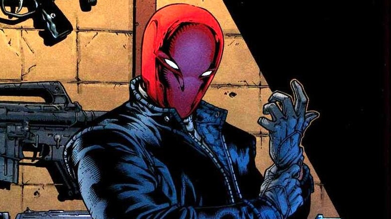 The Red Hood, DC Comics