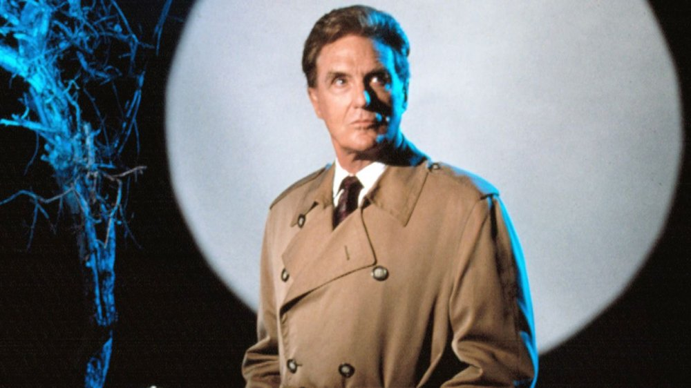 Robert Stack in Unsolved Mysteries