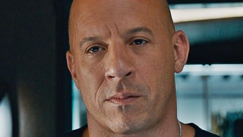 Vin Diesel standoff Furious 7