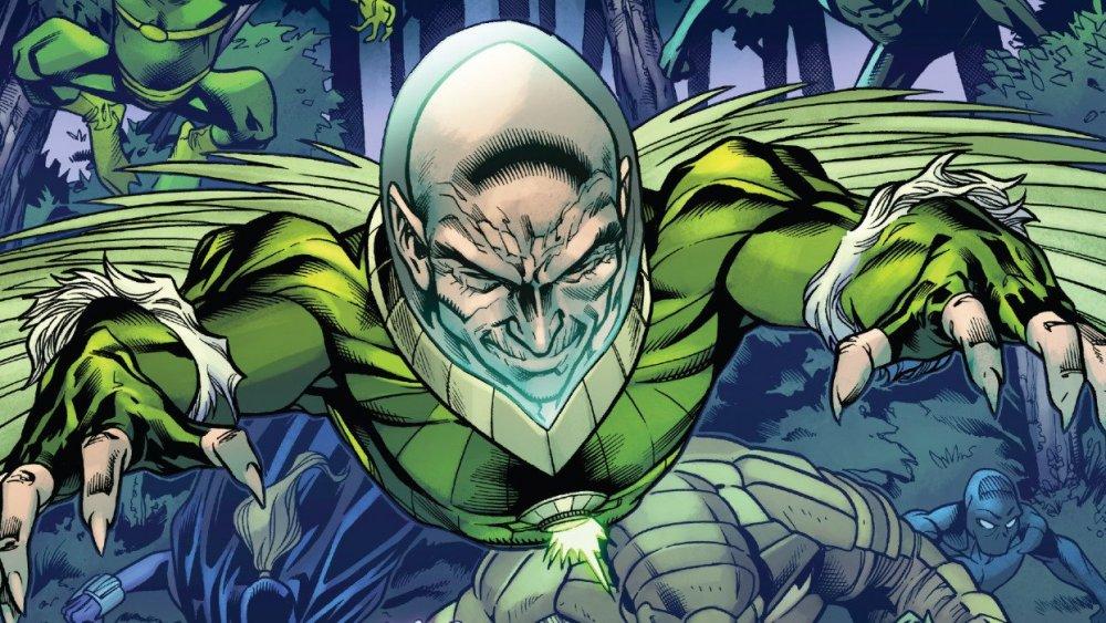 Vulture Marvel Comics