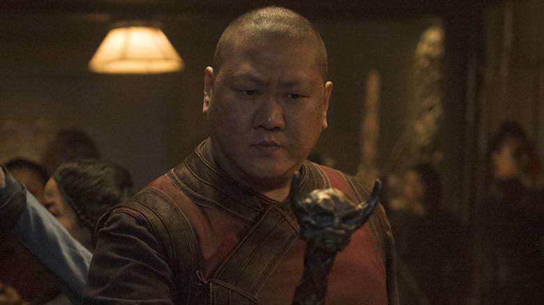 Dr Strange Wong