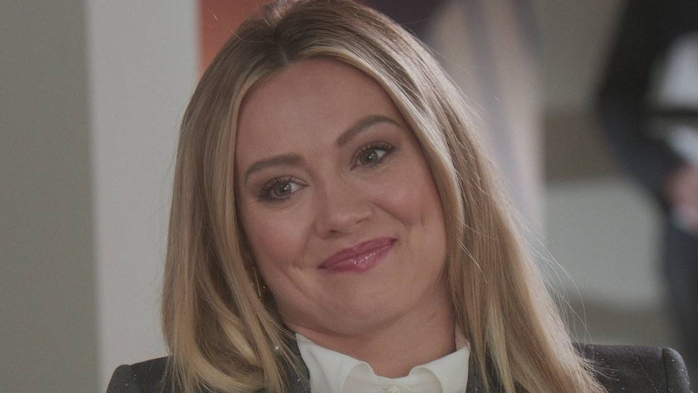 Hilary Duff on Younger