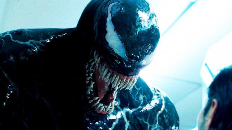 Venom growling