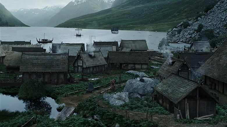 Kattegat in Vikings