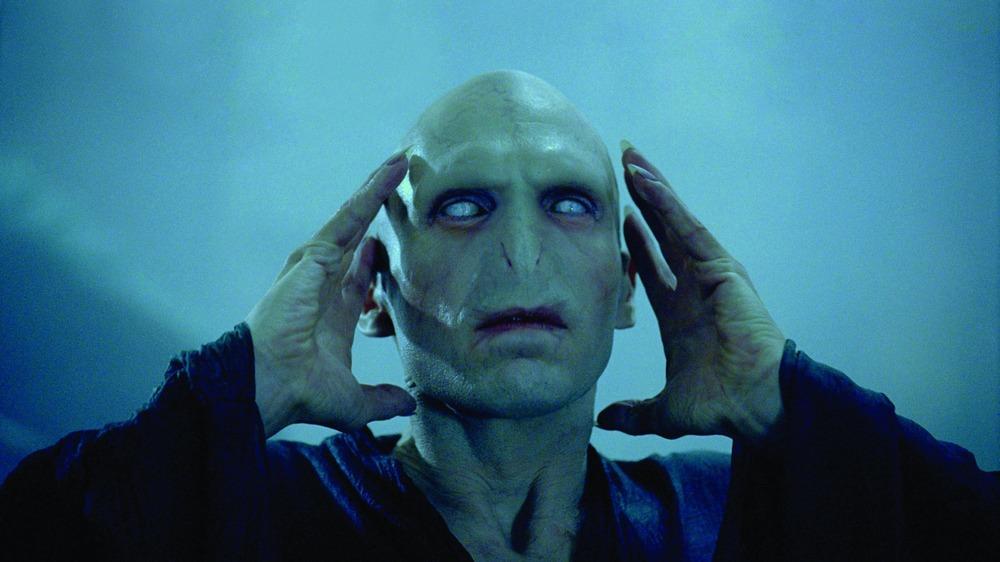 Voldemort returns Harry Potter