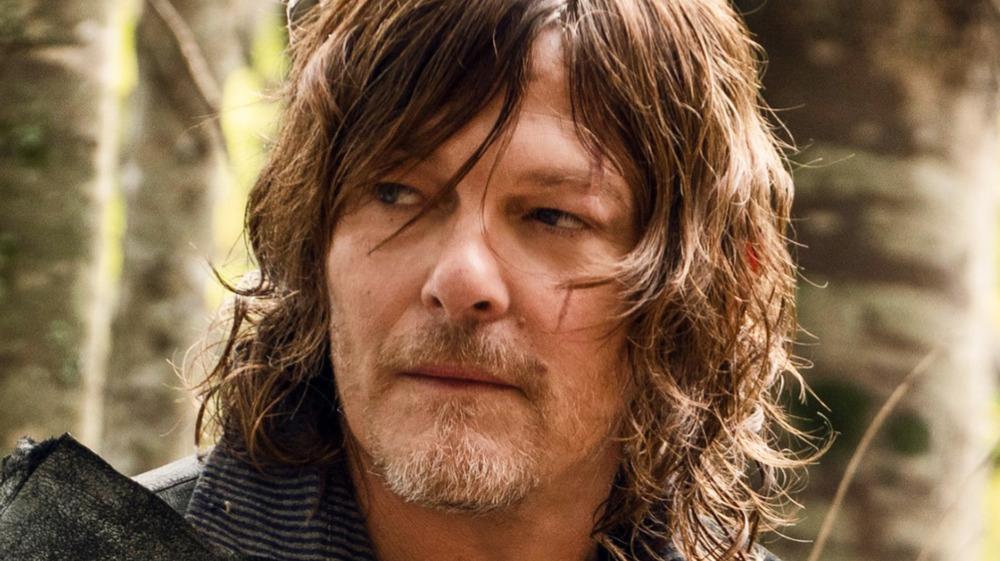 Norman Reedus Daryl The Walking Dead season 10, episode 18