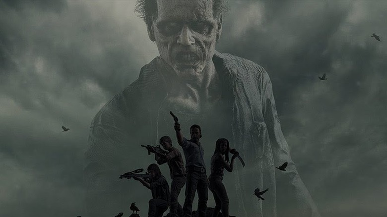 The Walking Dead Onslaught cover