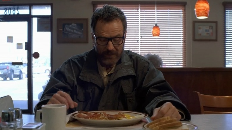 Bryan Cranston as Walter White on Breaking Bad