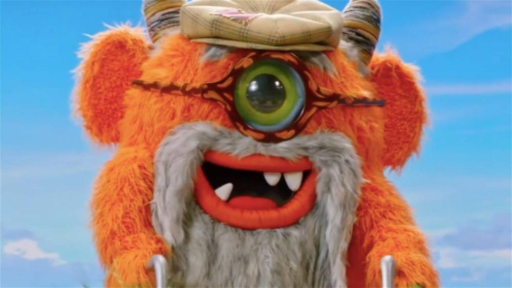 The Masked Singer Grandpa Monster