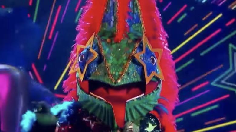 The Chameleon on The Masked Singer