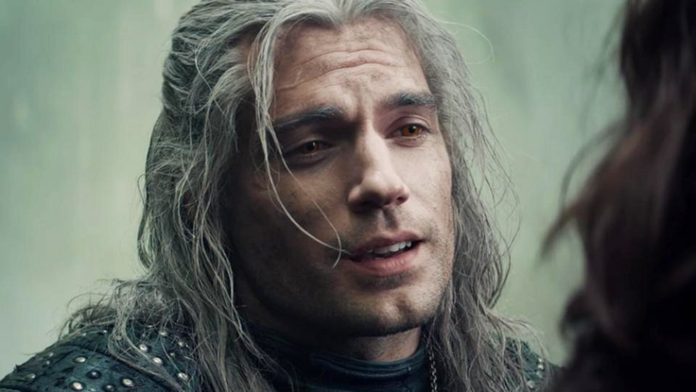 Still from The Witcher