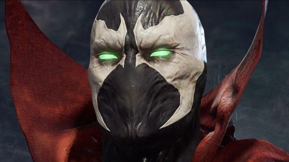Mortal Kombat Spawn