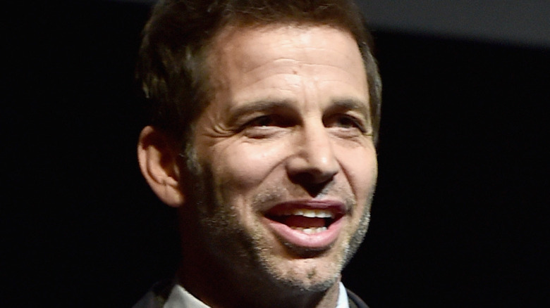 Zack Snyder speaking CinemaCon 2017