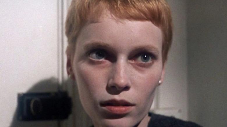 Rosemary's Baby shock Mia Farrow