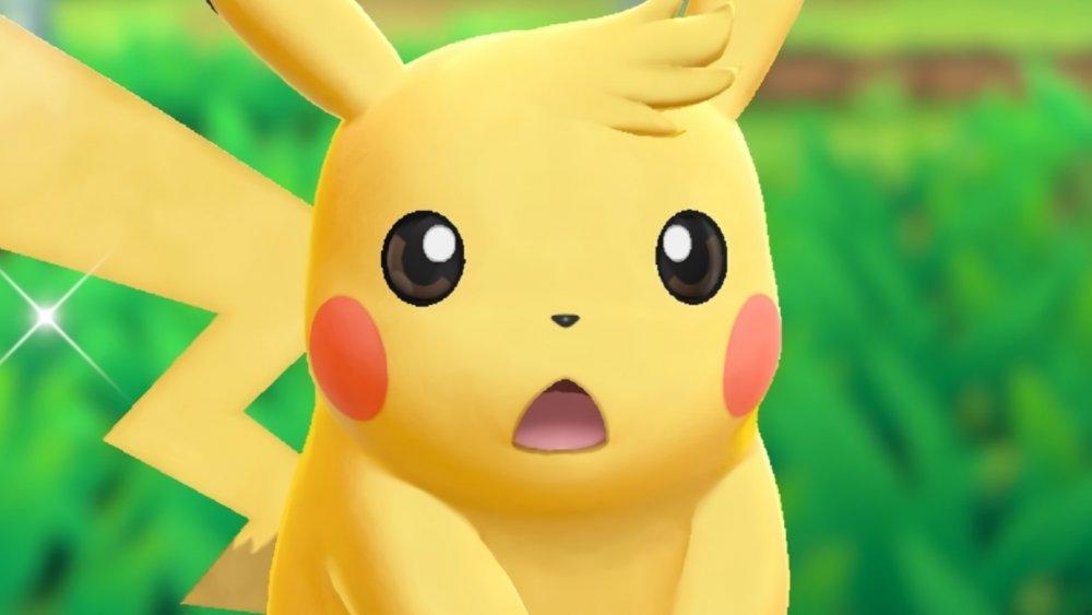 Pokemon: Let's Go Pikachu