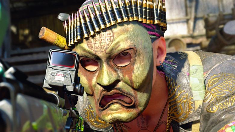 Naga in alternative skin